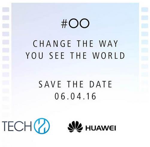 invitac Huawei P9