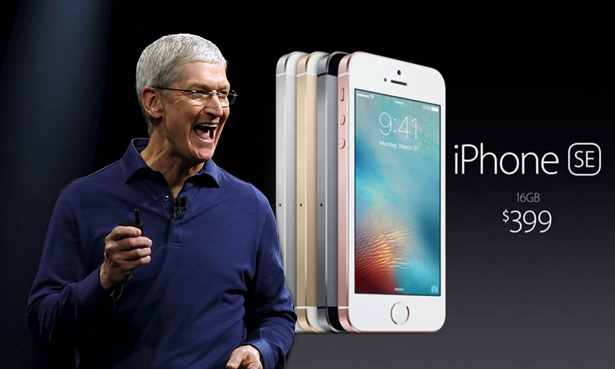 El iPhone SE es un éxito en satisfacción de los clientes