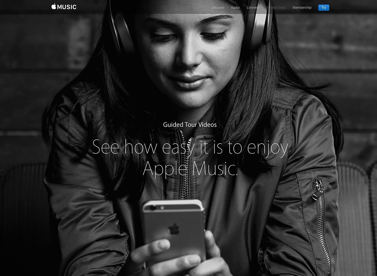 Apple Music alcanza 30 millones de suscriptores, pero sus responsables no están satisfechos con os resultados