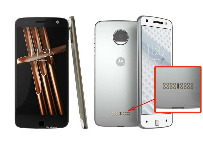 Moto X4 Modular