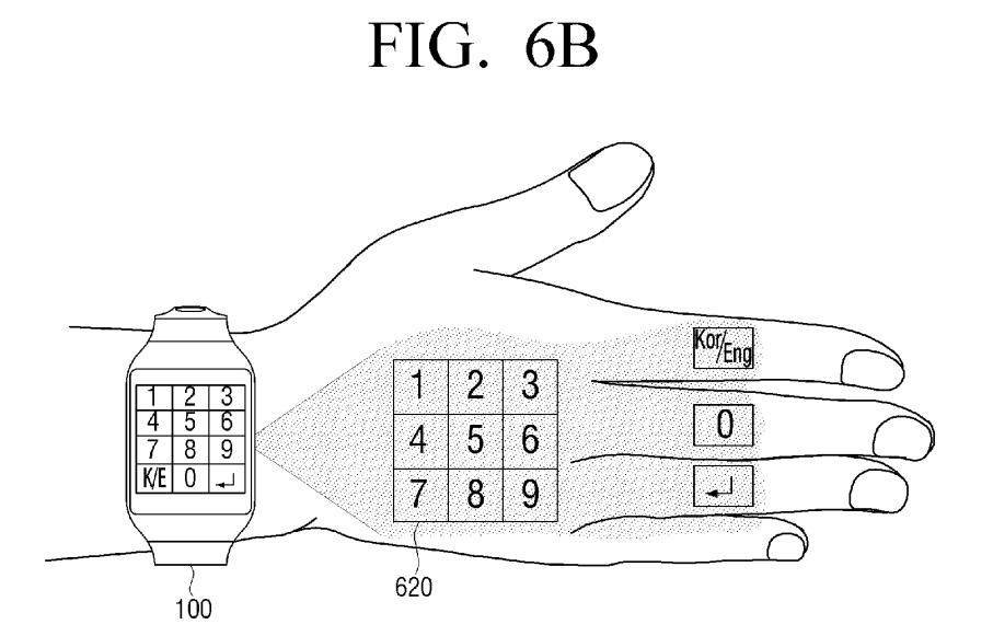 Así es la futurista patente de Samsung para los relojes inteligentes