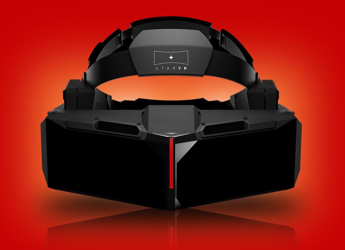 Gafas Star VR frontal
