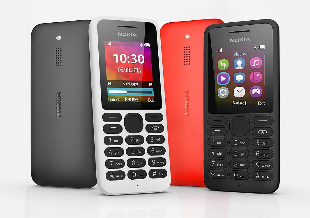 Nokia telefonos sencillos