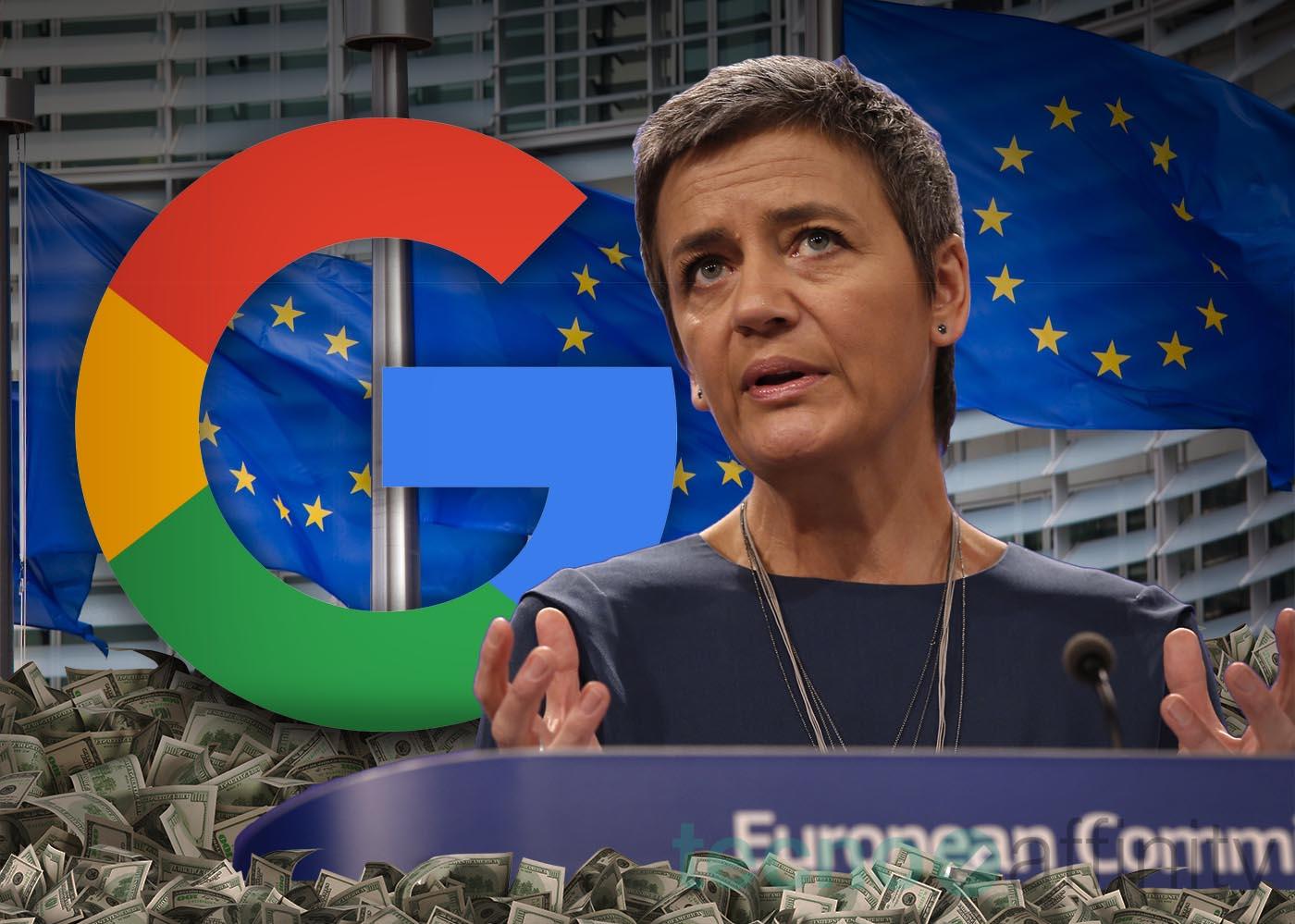 Google vs Comision Europea