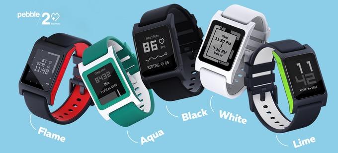 """Pebble contraataca al Apple Watch con dos nuevos relojes y un """"wearable"""" 3G para deporte"""