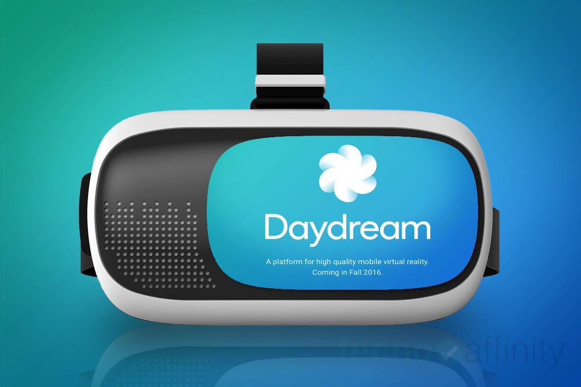 Gafas VR Daydream