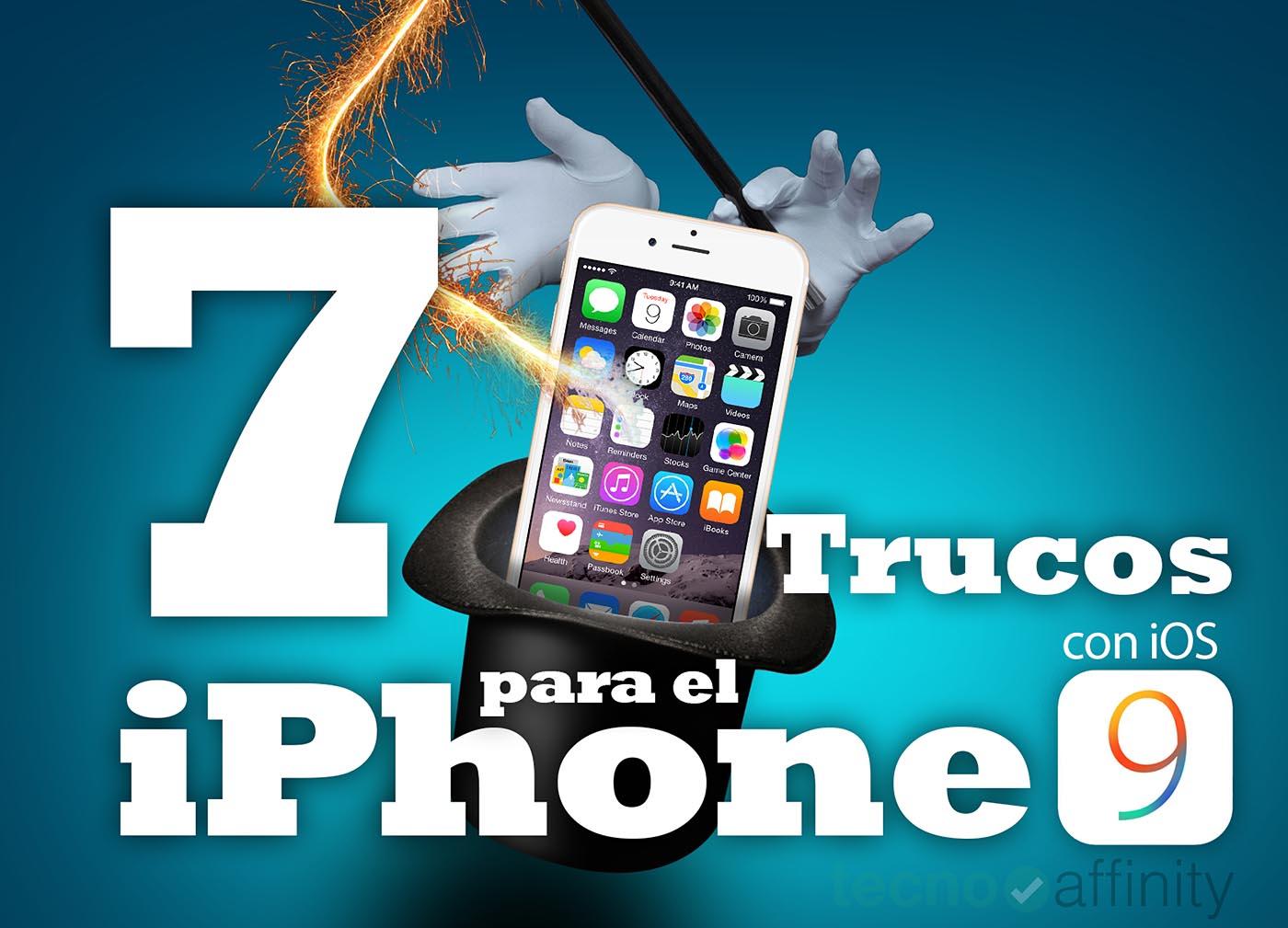 7 Trucos iPhone