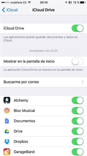 Trucos iPhone iOS 9-12