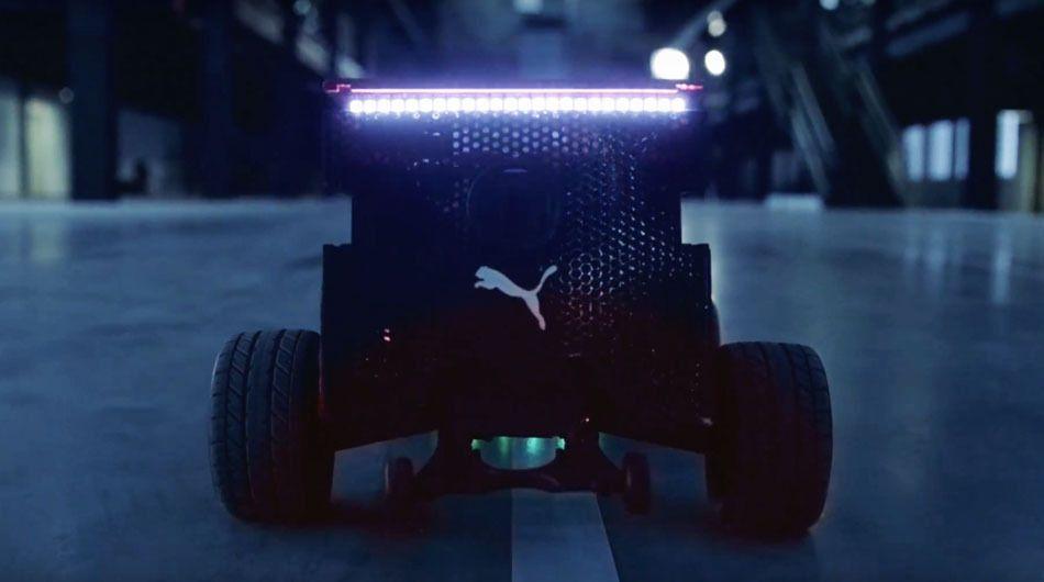 Puma robot deporte BeatBot