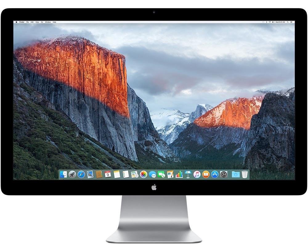 Monitores Apple
