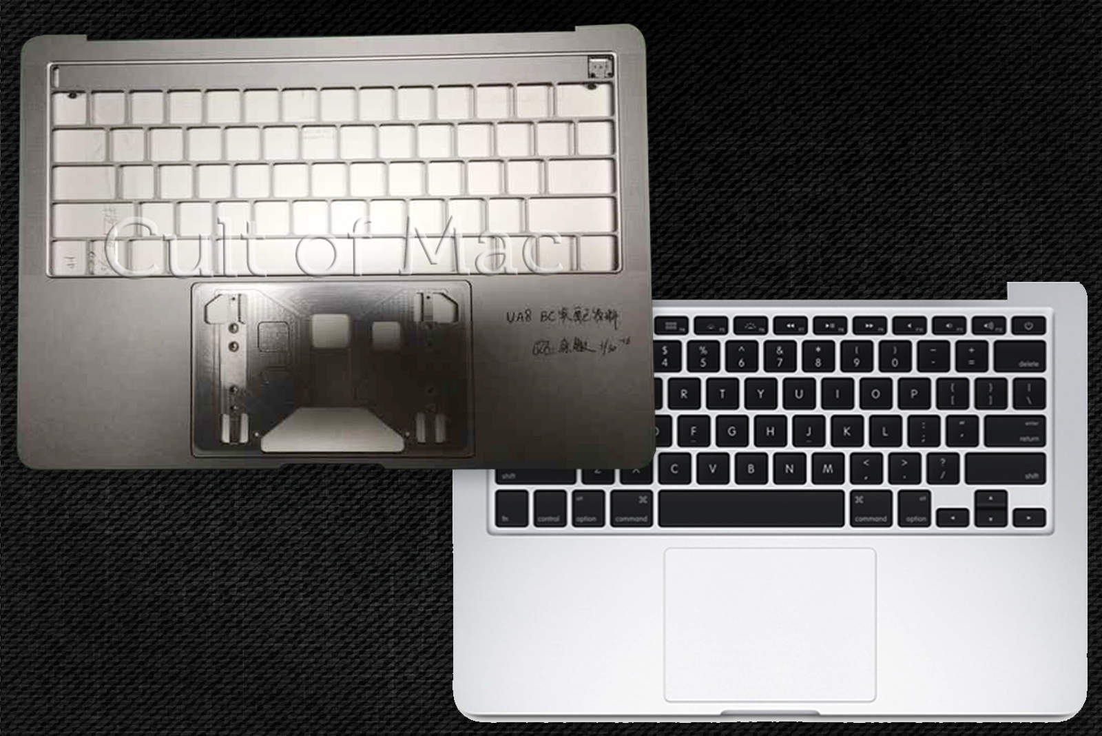 Teclado Macbook pantalla OLED-01