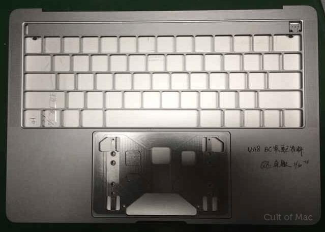 Teclado Macbook pantalla OLED-04