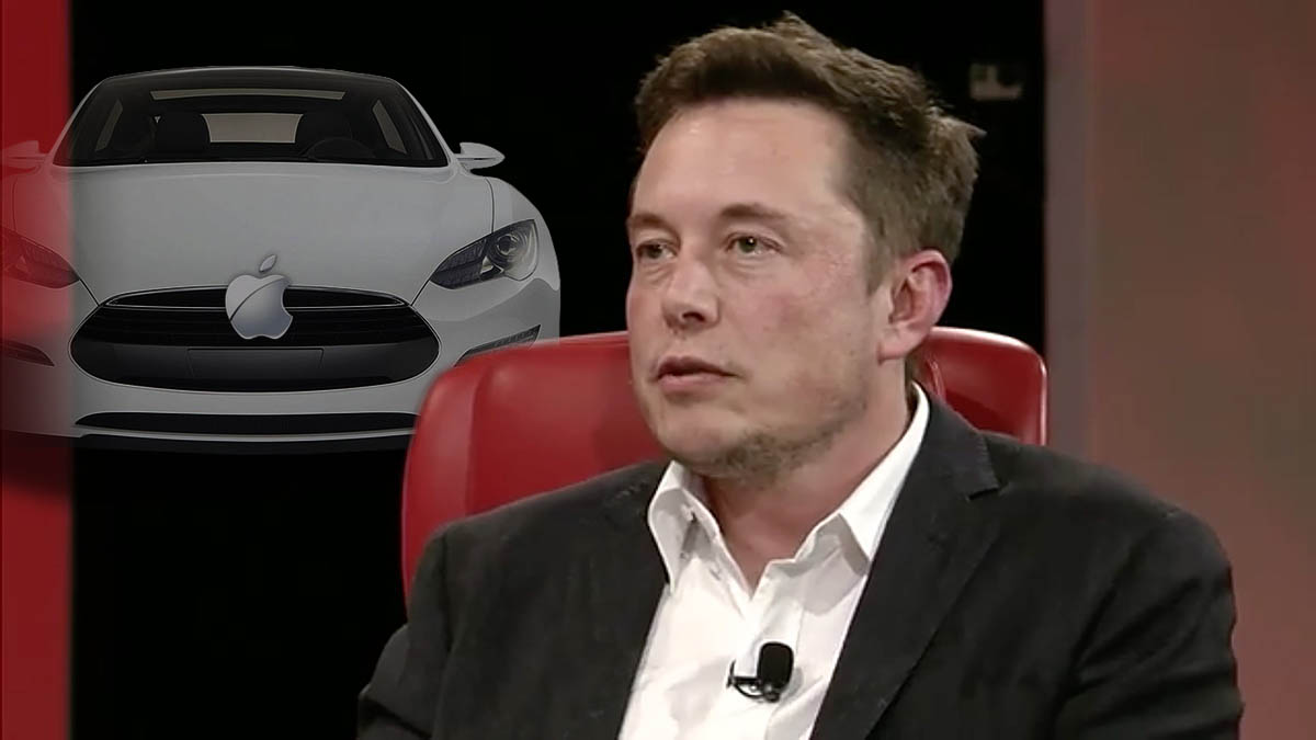 Elon Musk Apple Car