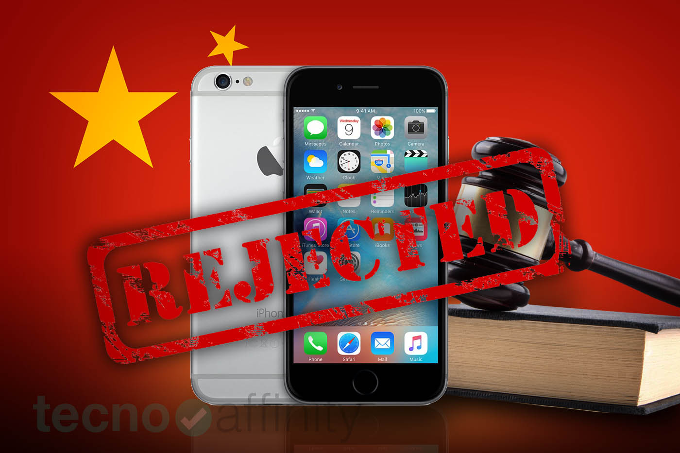 China prohibe iPhone 6