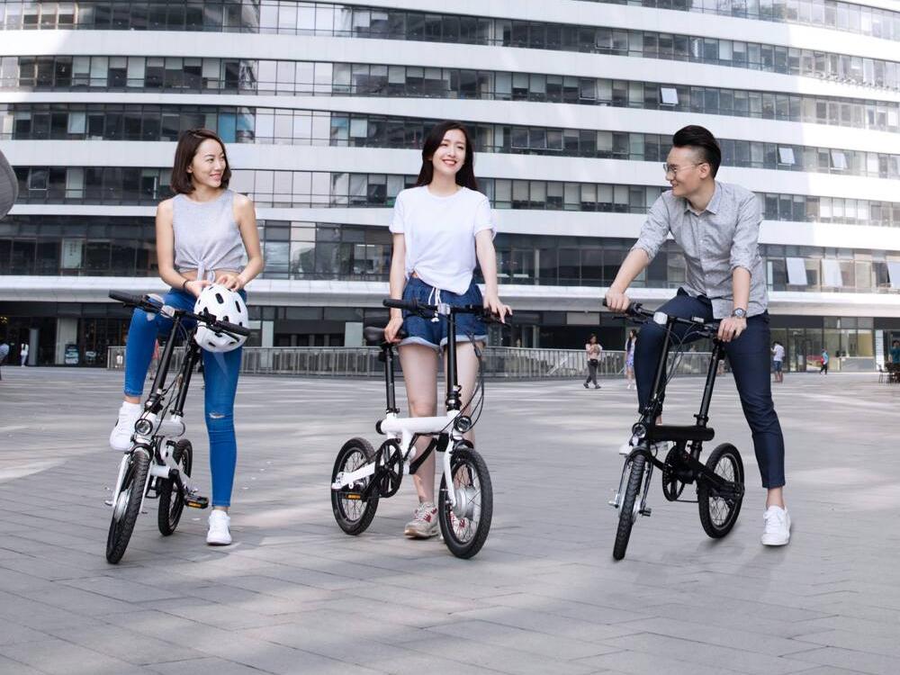 Bicicleta Xiaomi Mi QiCYCLE-03
