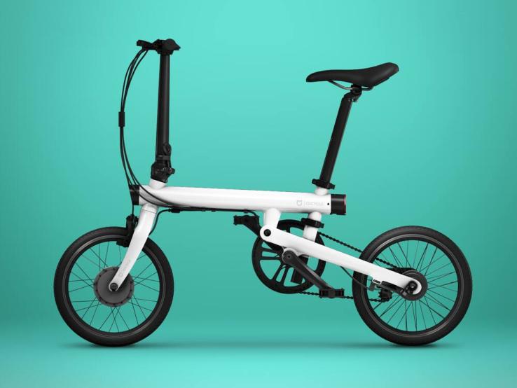 Bicicleta Xiaomi Mi QiCYCLE