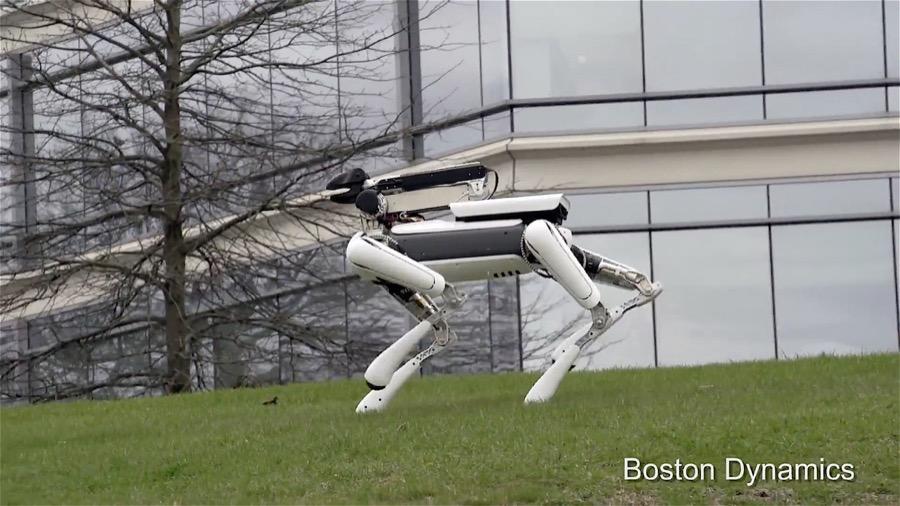 Boston Dynamics Spot Mini-02