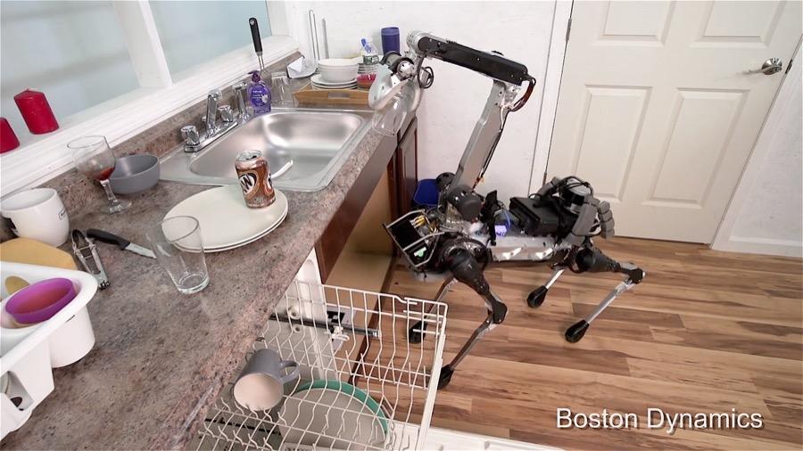 Boston Dynamics Spot Mini-03