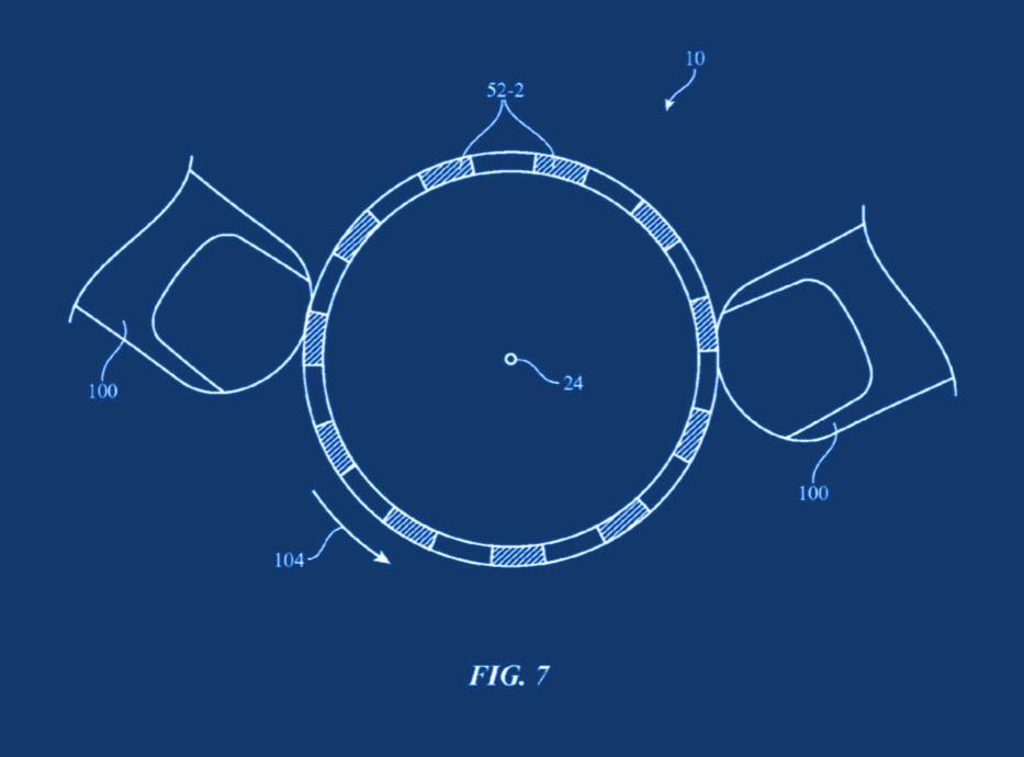 Patente Apple Pencil 2 Apple 3