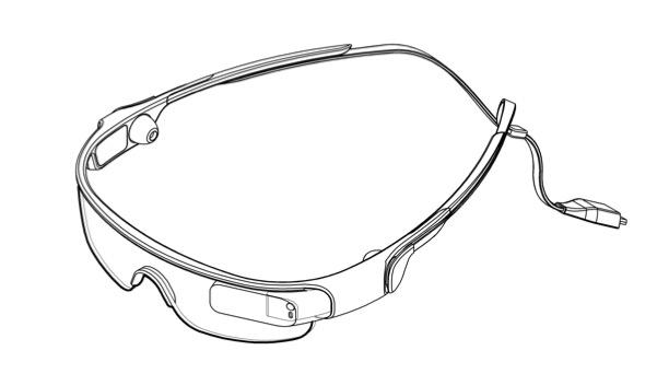 Ahead Samsung Google Glass gafas AR-02