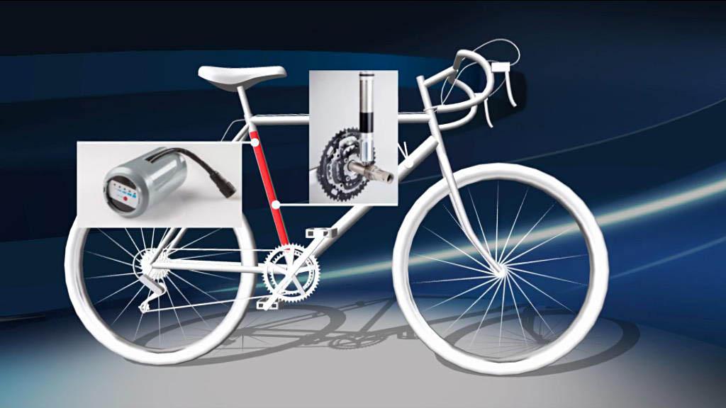 Bici Femke Van den Driessche