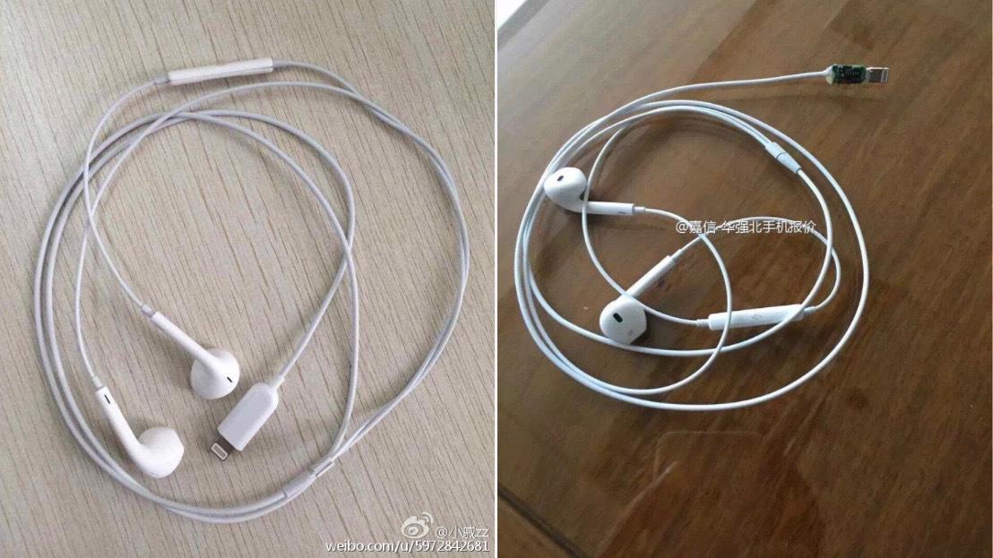 Auriculares EarPods iPhone 7