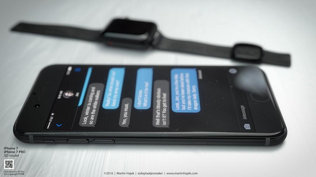 Renders Martin Hajek Deep Blue negro espacial iphone 7-02