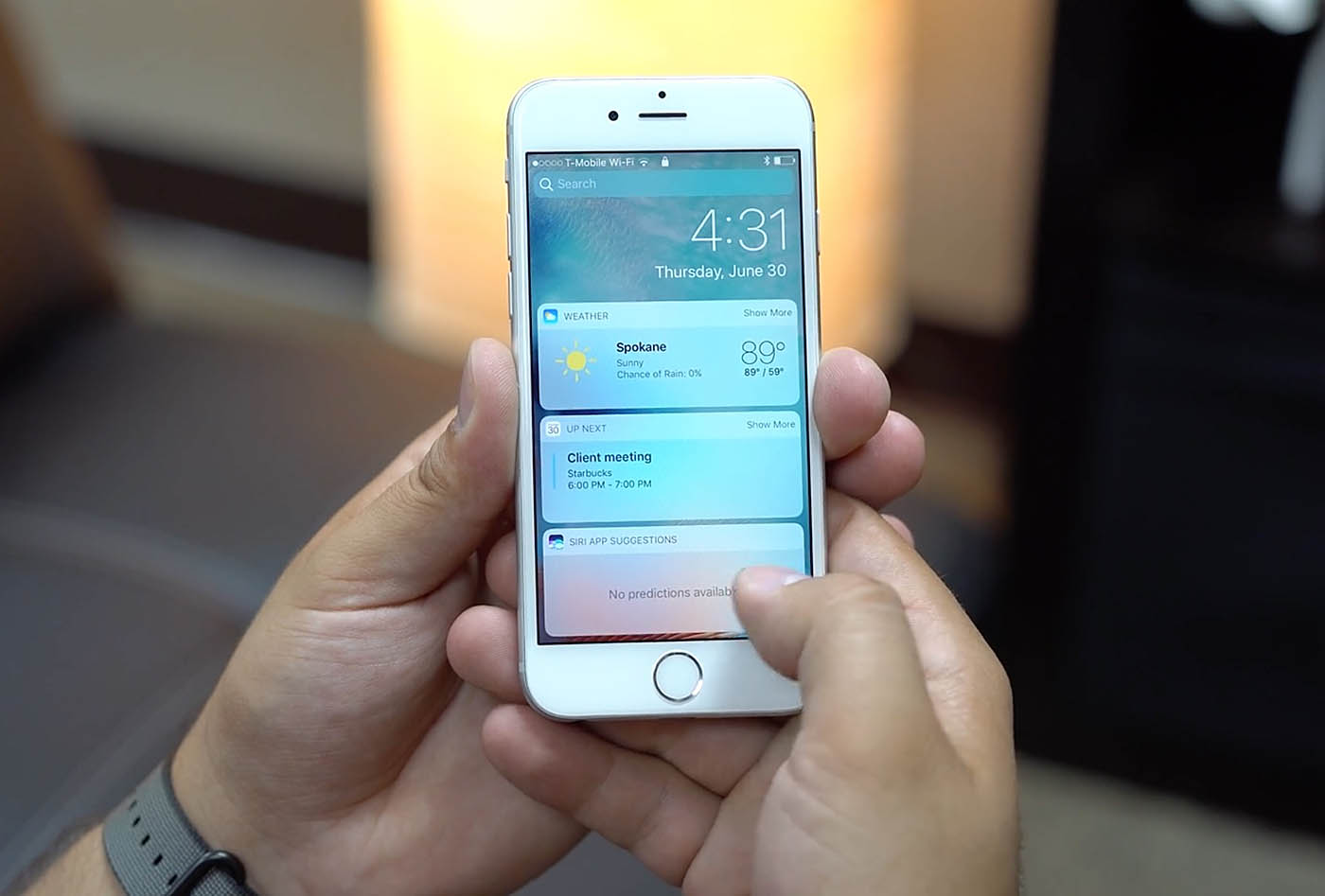 Widgets iOS 10-01