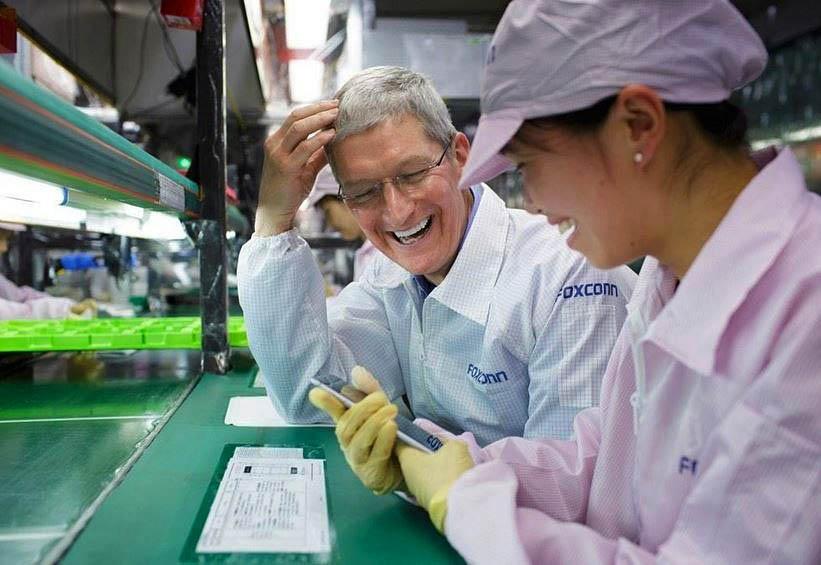 No hay baja demanda del iPhone X, es que Apple ya los fabrica a un ritmo de más de medio millón diarios