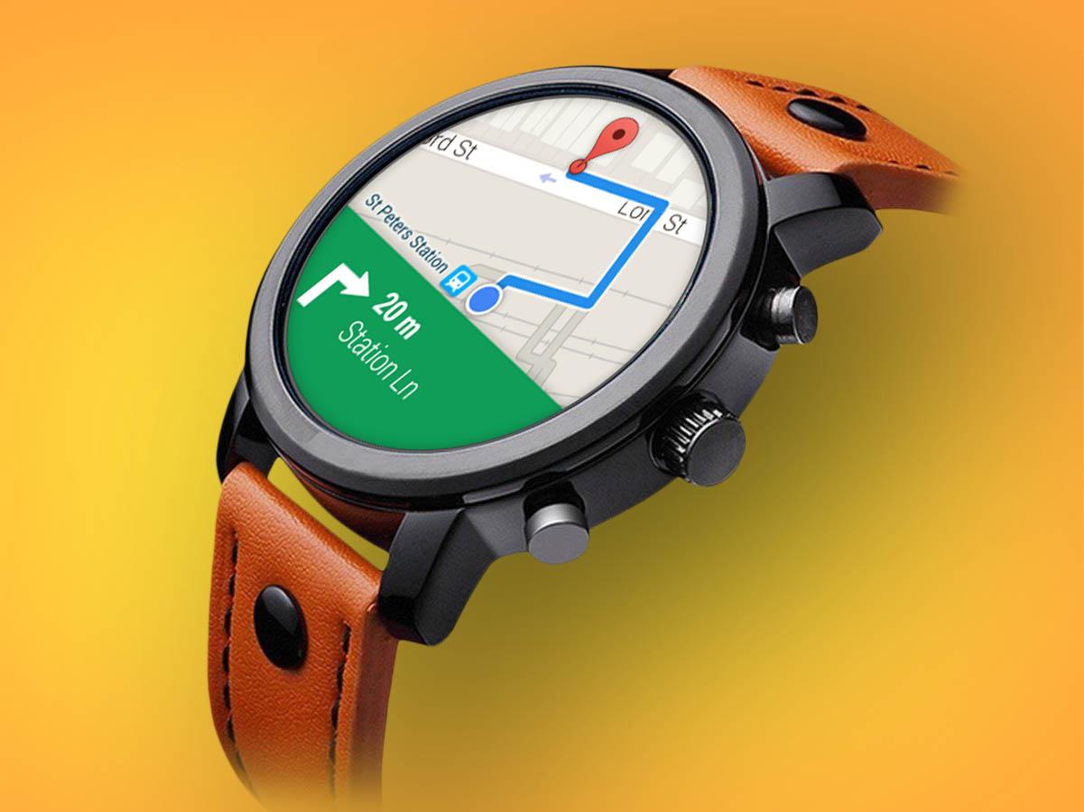 relojes Google 2