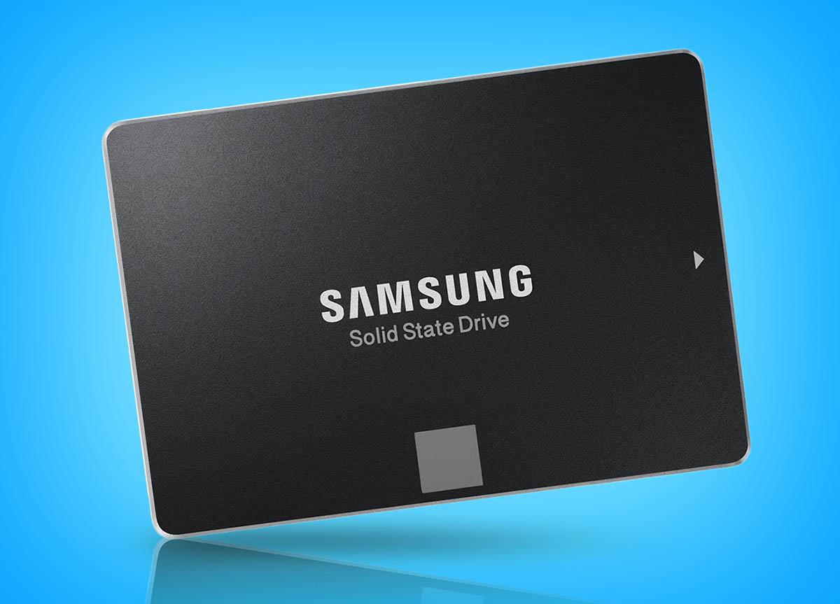 Disco SSD Samsung