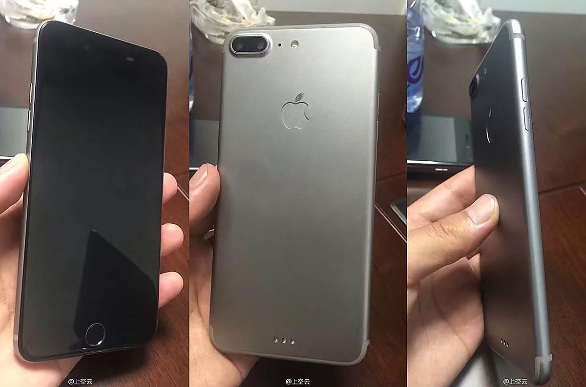 Nuevas fotos iPhone 7 Pro