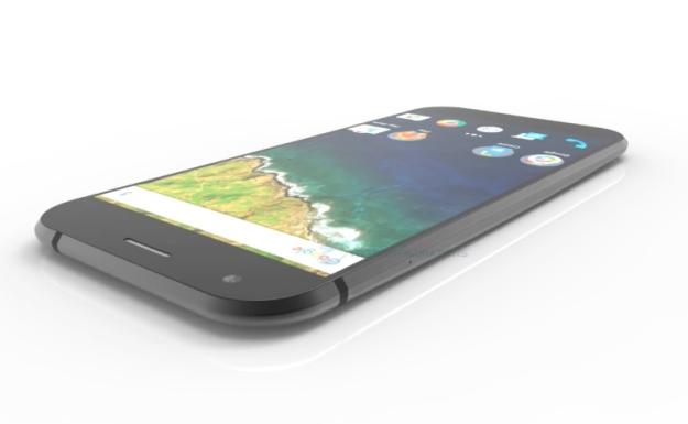 """Nuevas imágenes del próximo smartphone """"Pixel"""" de Google que sustituye a los Nexus"""