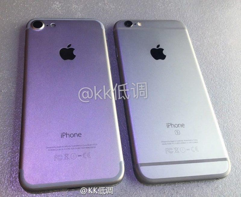 iPhone 7 frente a iPhone 6-02