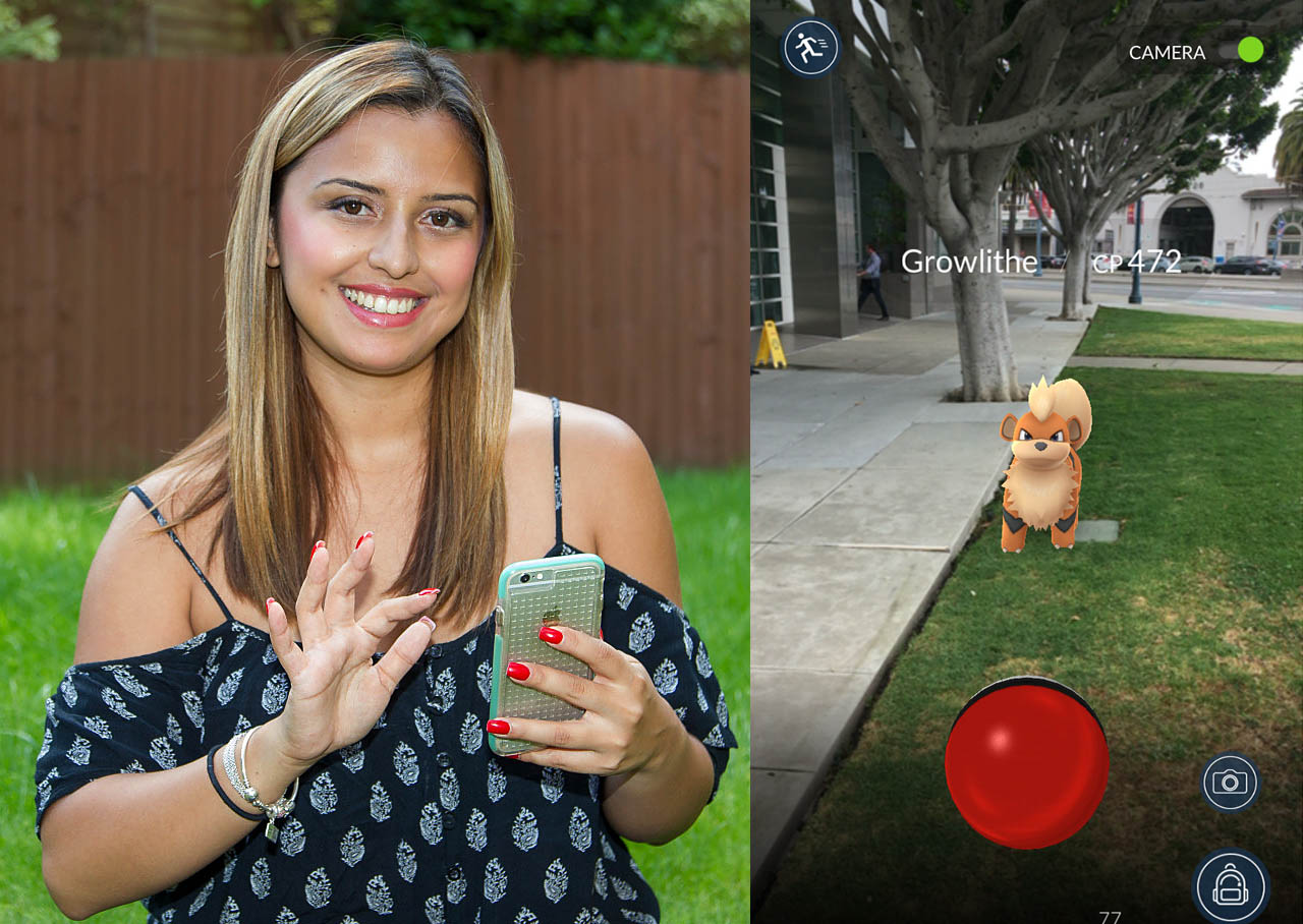 Deja su trabajo para hacerse jugadora profesional de Pokémon GO