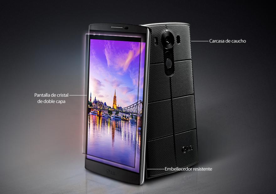 LG V10 infografia