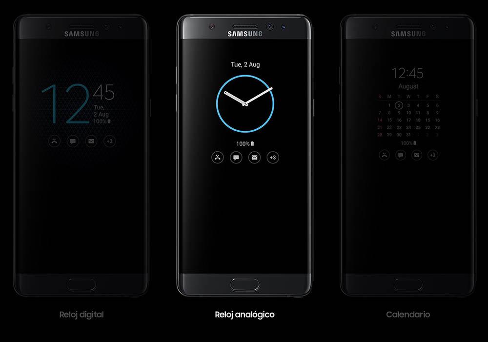 El Galaxy Note 7 FE vuelve a la venta en el mes de julio