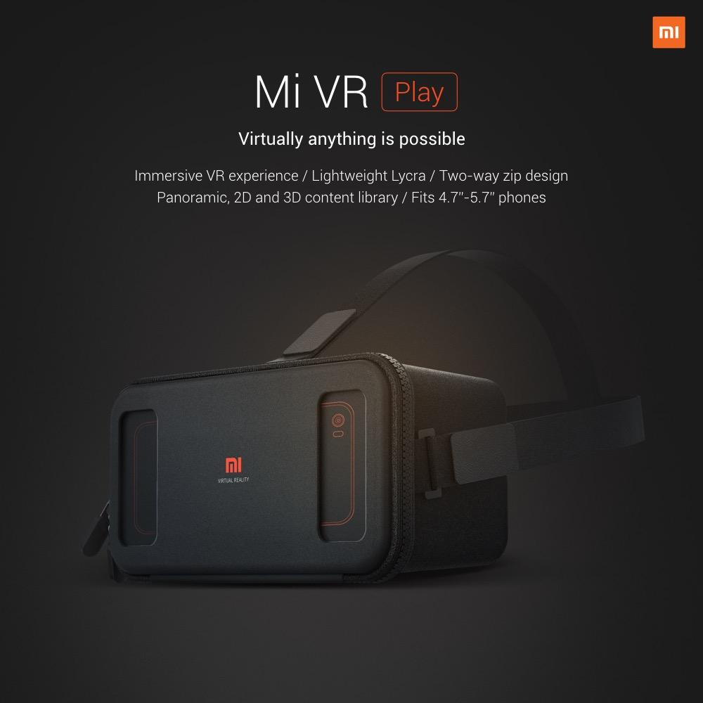 Gafas VR Xiaomi-6