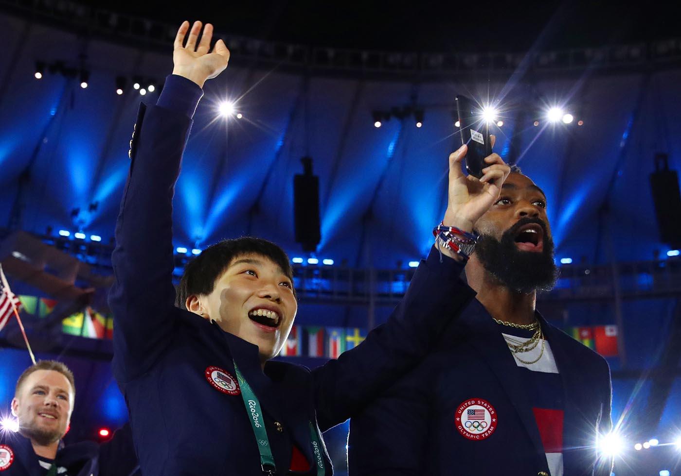 Corea del Norte confisca a sus deportistas los Galaxy S7 obsequio de Samsung