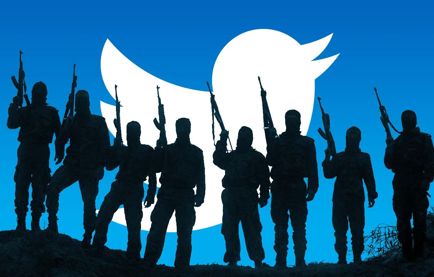 terrorismo twitter