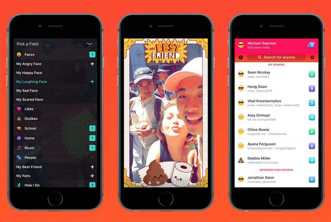 Facebook presenta Lifestage, una red social para menores de 21 años basada en vídeo perfiles