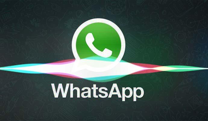 WhatsApp para iOS estrena integración con Siri
