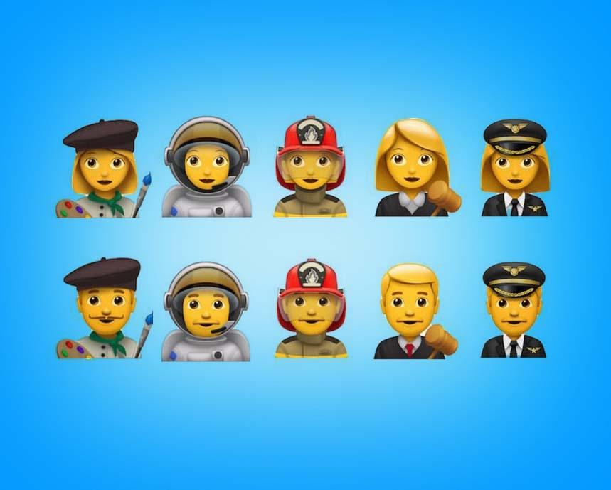 Solicitud 5 nuevos emoji Apple Apertura