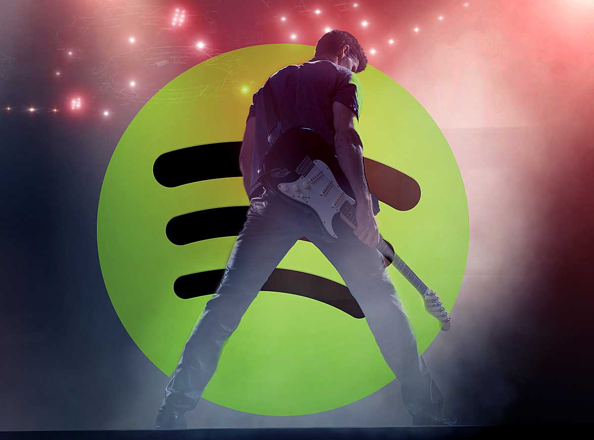 Spotify se venga de los artistas que firman exclusivas con Apple?