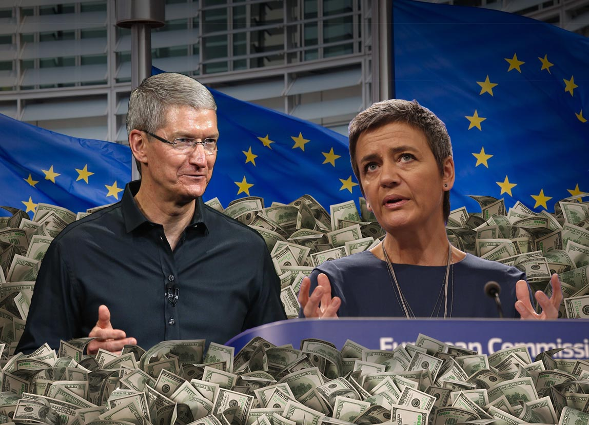 Apple vs Comision Europea