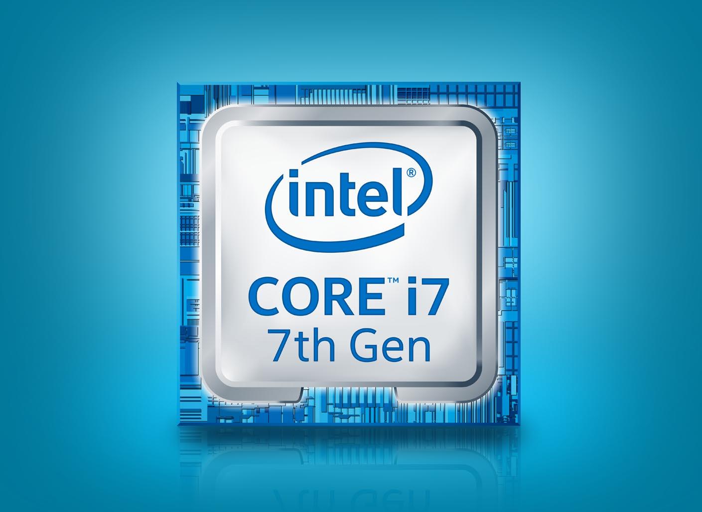 """Intel 7ª generación: Procesadores Intel Core """"Kaby Lake"""""""