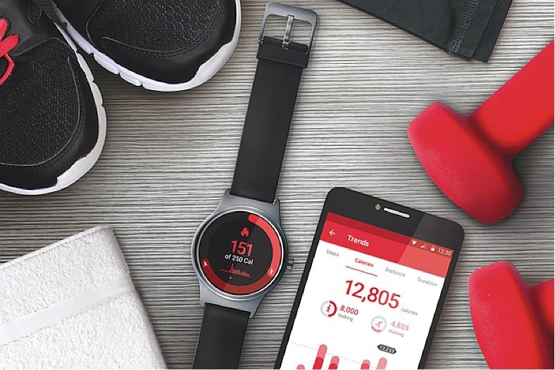 """Alcatel presenta su nueva línea de wearables """"Move"""""""