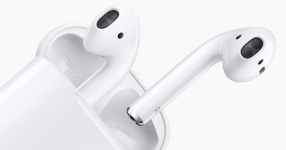 Los AirPods de Apple