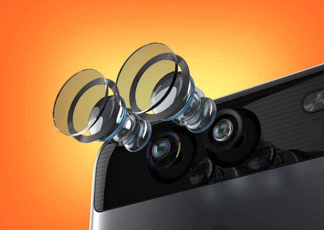 La tecnología Clear Sight de Qualcomm traerá más móviles con doble cámara