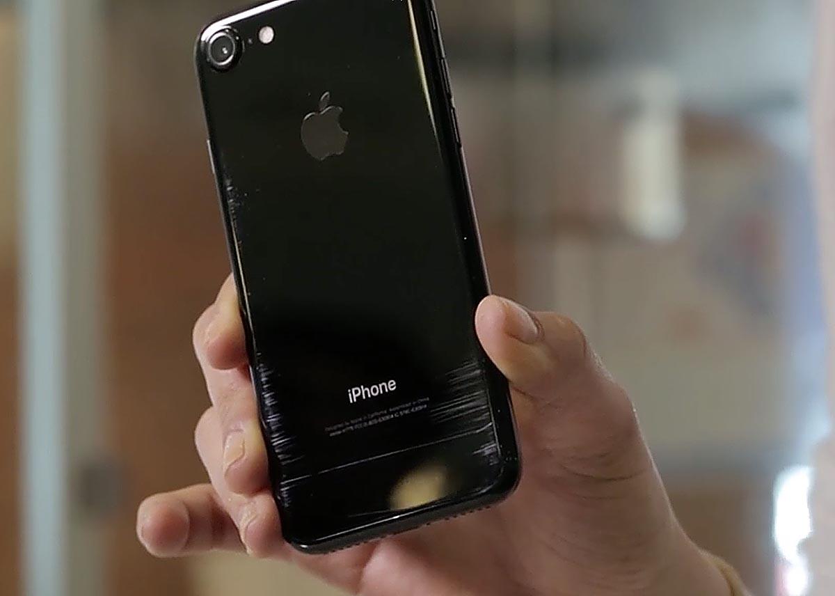 iphone-7-brillante-araniado
